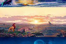 Disney-mania / by Tabatha Haney Rossi-Espagnet