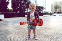 Kids - Fashion / by Kiki Maouw