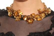 Necklace  / by Miss Babacilu .