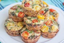 Healthy recipes  / Healthy food! Vegan, voedselzandloper en/of koolhydraten arm!  / by Jussi Megens