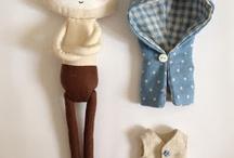 Dolls...Dolls...Dolls / by Lynette Thomas