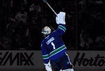 Canucks / Vancouver hockey  / by Aylish✌️