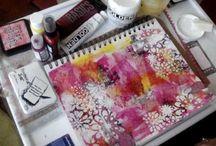 Art - Teaching Tutorials / by A. Lange
