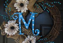 Wreath Ideas / by Jessica Mallory