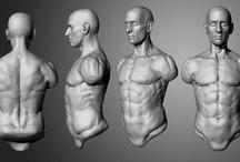 Escultura Digital com ZBrush / Trabalhos dos alunos. / by Claudio Martins