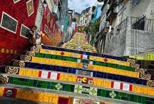 Brazil - Brasil / Living and exploring in Brazil / by Wanderlusting4life