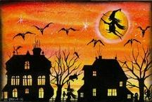 Halloween / This is Halloween, this is Halloween, pumpkins scream in the dead of night! / by Nikki Casini Yovan