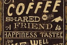 coffe / by Donatella