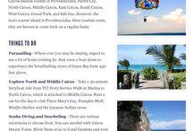 honeymoon - turks and caicos / by Sarah Rickett