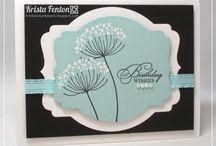 Stampin up Summer Silhouettes / by Kristy Inmon Cook