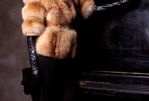 Шубы / by Furs Style