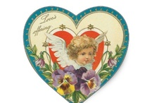 Vintage Valentine's / Vintage Valentine cards, gifts and ideas. / by Audra Phillips