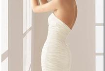 Wedding dress / by Nicole Moore