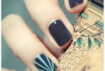 Pretty My Nails / by Primarily Speaking