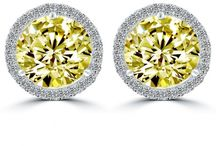 Diamond Studs / by Liori Diamonds
