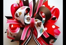 Hair Bows / by Christy Walden Bugh