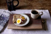 beautiful breakfast  / by Laura Watt