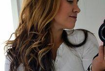 hair / by Kristi~The Slipcover Girl