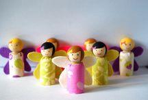 fairies / by Maureen Wagner
