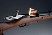 Mosin Nagant / Fine Russian infantry rifles.  / by Bud Byrd