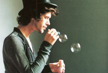 """Arthur """"Lepus"""" Nightingale / OC, Among the Stars canon. Played by Ben Whishaw. / by Doc"""