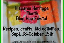 Hispanic Heritage Month / by SunnyEarthAcademy
