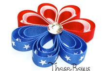 Hair bows and accessories / by Jenny Huddleston