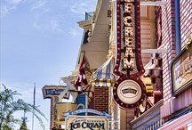 Disneyland Architecture  / by Tangie Denkers