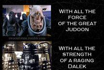 Doctor who! / by Jordan Tanis