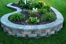 Landscaping / by Justin-Stephanie Hairr