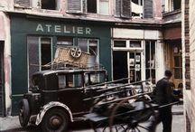 Typography in Paris / by Albu Reka-Abigel