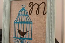 Crafty Ideas / by Christy Davis