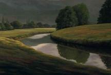 landscape art / by Maribeth Kehoe