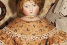 French dolls / by Betty Bailey