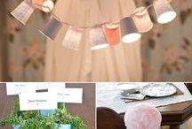 Eco-Friendly Weddings / by Sara D