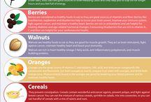 Healthy food (boooooring) / by Stephanie Mcfarland
