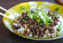 Asian Cuisine / by Linda Schache