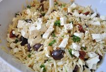 Orzo salad / by Mike Courtemanche