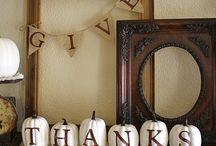 Thanksgiving / by Ashley Jones