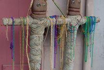 Halloween Voodoo Hoodoo / by Trish Skeen