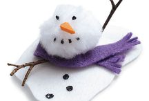 Winter Crafts for Kids / by Tina @ Mamas Like Me