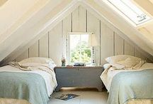 Rooms in roofs / by House and Leisure