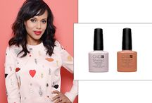 Lacqueen Kerry Washington / by Lacquerous Nails