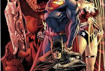 Superheros, Comics, and Nerdom / by Chookie