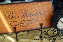 Holidays: Fall or Thanksgiving / by Adrienne Hernandez-Lynch