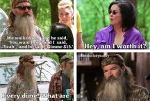 Duck dynasty / by Allison Tanner