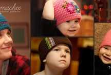 Crochet hats / by Tammy Hoffert