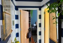 Interior design inspiration / by Shavonda Gardner {AHomeFullOfColor}
