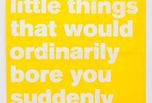 Quotations / by Susanna LaRosa