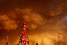 Around the world / by Sandra No